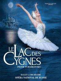 Le Lac des cygnes au Palais des Congrès de Paris
