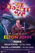 « The Rocket Man : hommage à Elton John » au Palais des Congrès