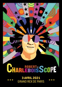Robert Charlebois au Grand Rex