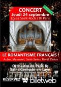 Orchestre de Paris et Saint-Germain-en-Laye et solistes en concert