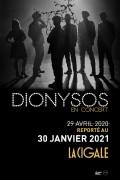 Dionysos à la Cigale