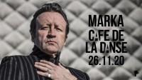 Marka au Café de la Danse