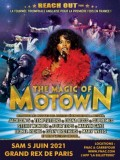 The Magic of Motown au Grand Rex
