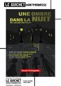 Une ombre dans la nuit au Guichet-Montparnasse