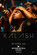 Kalash à l'AccorHotels Arena