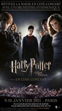 « Harry Potter et l'Ordre du Phénix » en ciné-concert au Palais des Congrès