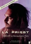 LA Priest à la Maroquinerie