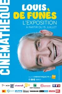 Louis de Funès, l'exposition à la Cinémathèque française