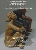 Affiche Matières d'y voir à la Galerie de l'Europe