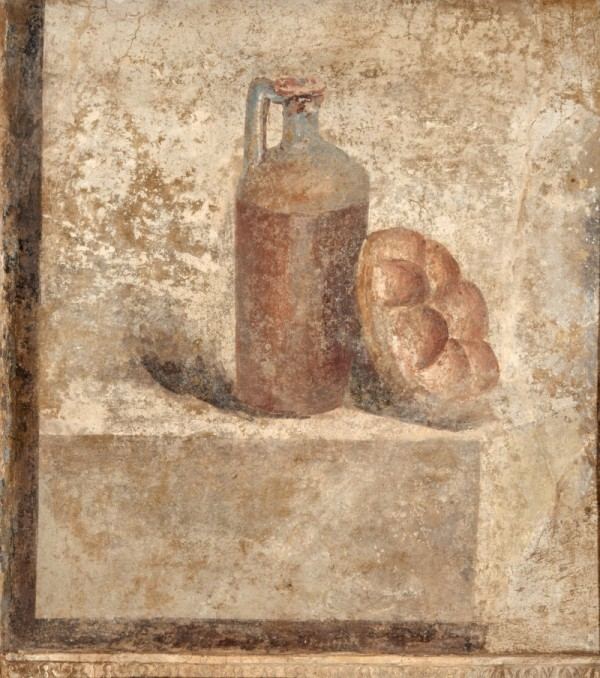 Exposition Dernier repas à Pompéi