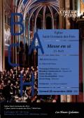 Les Muses galantes, Chœur de Paris et solistes en concert
