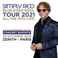 Simply Red au Zénith de Paris