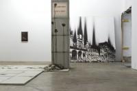 Vue de l'exposition « L'Huile et l'eau » de Nicolas Daubanes, Palais de Tokyo (21.02 – 17.05.2020)