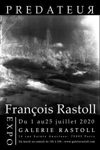 """""""PrédateurЯ"""" François RASTOLL - Affiche"""