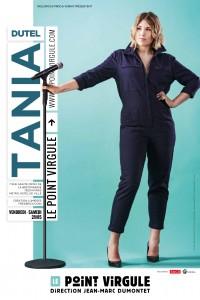 Tania Dutel au Point Virgule