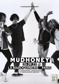 Mudhoney à la Maroquinerie