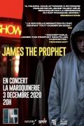 James the Prophet à la Maroquinerie