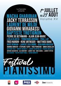 Festival Pianissimo Vol XV au Sunside