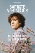 Baptiste Ventadour au Café de la Danse