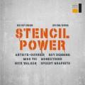 Stencil power - Affiche