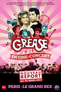 Ciné-concert : « Grease » au Grand Rex