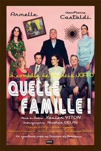 Quelle famille ! à La Grande Comédie
