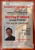Jacques Pichard en concert