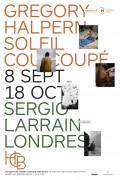 Affiche des expositions Gregory Halpern, Soleil cou coupé + Sergio Larrain, Londres à la Sergio Larrain, Londres