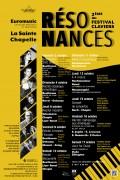 Festival Résonances à la Sainte-Chapelle