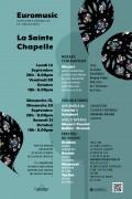 Le Trio Classik Ensemble et Vicens Prats en concert