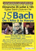 Antonin Le Faure, Saori Kikuchi et Ienissei Ramic en concert