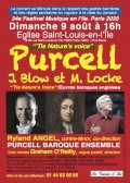Purcell Baroque Ensemble en concert