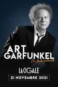 Art Garfunkel à la Cigale