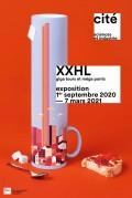 XXHL, giga tours et méga ponts - Affiche de l'exposition