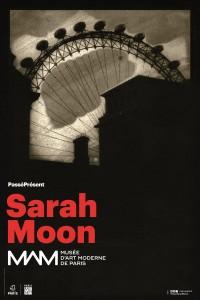 Affiche de l'exposition Sarah Moon, PasséPrésent au Petit Palais
