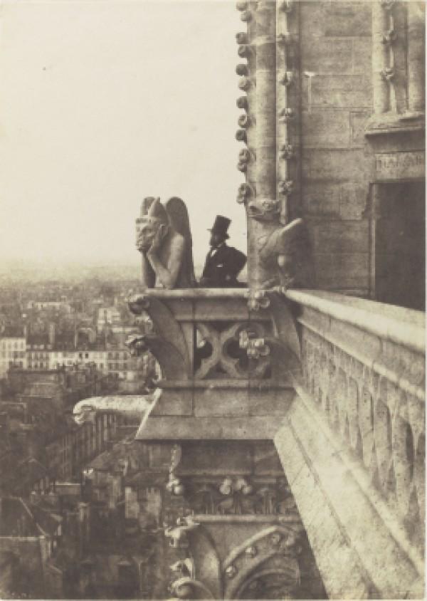 Le Stryge, Nègre Charles (1820-1886), Le Secq Henri (1818-1882)
