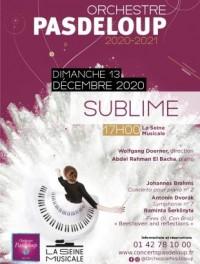 L'Orchestre Pasdeloup et Abdel Rahman El Bacha en concert