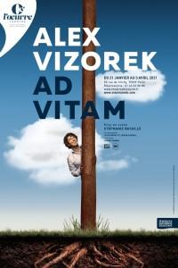 Alex Vizorek : Ad Vitam au Théâtre de l'Œuvre