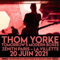 Thom Yorke au Zénith