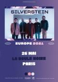 Silverstein à la Boule noire