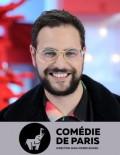Hakim Jemili à la Comédie de Paris
