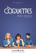 Les Coquettes : Merci Francis ! à La Nouvelle Ève