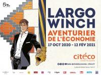 Largo Winch, aventurier de l'économie à Citéco