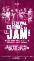 Festival estival de jam au Baiser salé