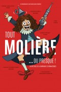 Tout Molière… ou presque ! au Théâtre L'Essaïon