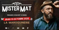 Mister Mat à la Maroquinerie