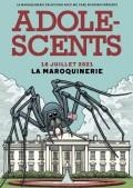 The Adolescents à la Maroquinerie