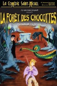 La Forêt des chocottes - Affiche
