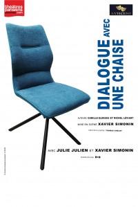 Dialogue avec une chaise au Théâtre L'Essaïon