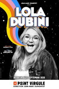 Lola Dubini au Point Virgule